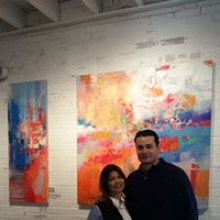 Former basketball star founds new gallery in South End