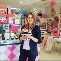 Three questions for Kaitlyn Carfagno, owner of SAS Cupcakes