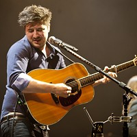 Live photos: Mumford & Sons, Time Warner Cable Arena (4/14/2016)