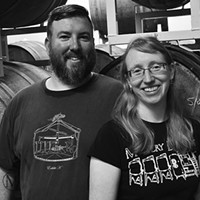 Three questions for Erik Lars Myers and Sarah H. Ficke, authors of <i>North Carolina Craft Beer &amp; Breweries</i>
