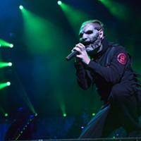 Live review: Slipknot, PNC Music Pavilion (8/2/2016)