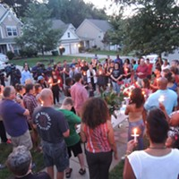 Lunch Break (8/23/16): Friends and family gather to remember Daniel Harris, killed by state trooper