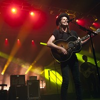 Live review: James Bay, The Fillmore (9/25/2016)