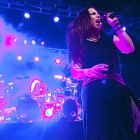 Live review: Evanescence, The Fillmore (11/15/2016)