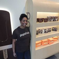 Popbar franchisees have been patiently waiting for the right spot, and they've got it