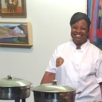 Gwen Square of Mae's Creole Kitchen Spices Up the Food Truck Scene