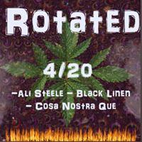 CL EXCLUSIVE: World Premiere of 'Rotated,' by Ali Steele, Black Linen & Cosa Nostra Que
