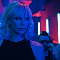 <i>Atomic Blonde</i>: Blonde ambition