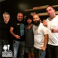 Listen Up: Tony Arreaza and Davey Blackburn Talk CLT Latin Music on 'Local Vibes'