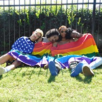 Blame the Youth Invigorate Charlotte Pride