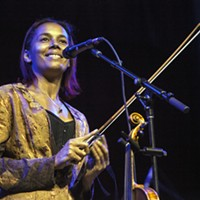 Stately Rhiannon Giddens Captivates Charlotte With Her Music and Storytelling