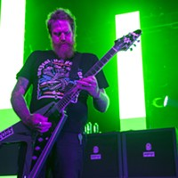 Mastodon and Eagles of Death Metal give rock a much-needed punch