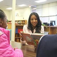 Charlotteans Work to Address Startling Gap in Childhood Literacy