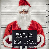 Best of The Blotter 2017