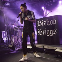 Bishop Briggs stuns sold-out Underground