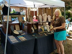 Gold Rush Days Art & Craft Festival - Uploaded by Historic Village of Gold Hill