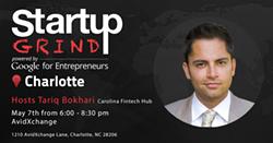 Startup Grind Hosts Tariq Bokhari - Uploaded by Robert Ingalls