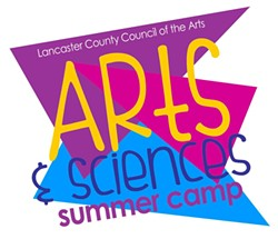 Arts and Sciences Summer Camp Logo - Uploaded by LCCArts