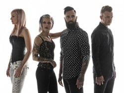 Skillet - Uploaded by CMA Promotions