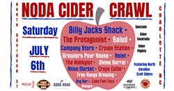 NoDa Cider Crawl - Uploaded by jrep1972