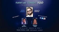 @FunnyishComedy - Uploaded by Tim O