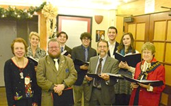 members of the Abbey Chorus - Uploaded by Karen Hite Jacob