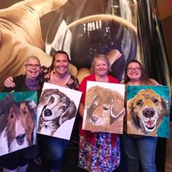 Paint your pet! - Uploaded by Carla Garrison