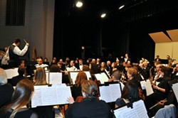 Charlotte Concert Band presents Music as a Revolution on Feb. 29 - Uploaded by John Taylor