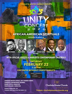 Unity Concert 2020 - Uploaded by CMCAdmin