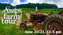 ASAP Farm Tour 2020 - Uploaded by asapcommunications