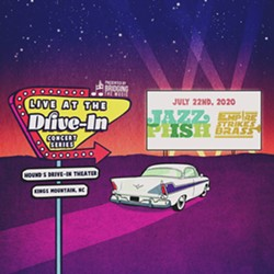 Tickets on sale now for Live at the Drive-In Concert Series! - Uploaded by Jonah Lipsky-J Wail