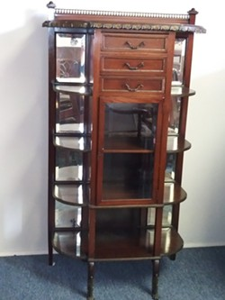 Antique Claw Foot Etagere - Uploaded by auctions on demand