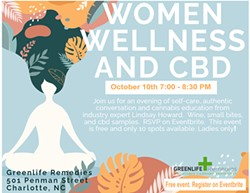 Women and Wellness and CBD! - Uploaded by GreenLifeCLT
