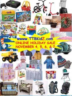"TTB KidZ ""VIRTUAL"" Children's Consignment Sale - Uploaded by TTB KidZ"