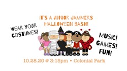Bold Music Junior Jammers Halloween Bash - Uploaded by Callie Wamsley Langhorne