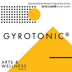 Arts Council of York County Arts & Wellness Series: Gyrotonic® Mat Class - Uploaded by ArtsCouncilofYorkCounty