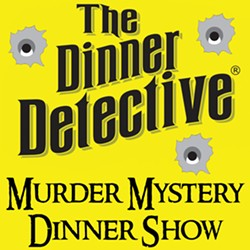 Virtual Casting Call   The Dinner Detective Murder Mystery Show - Uploaded by evvnt platform