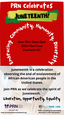 PRN Celebrates Juneteenth! - Uploaded by B. Rayford