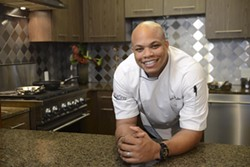 Chef Kev Winston
