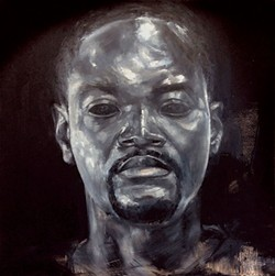 """Charles Williams' """"See No Evil"""" at CPCC's Ross Gallery"""
