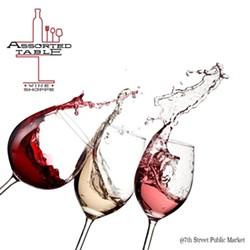 Tuesday Night Wine Flight