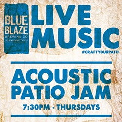 Acoustic Patio Jams