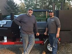 Steve Dyer and Josh Lambert