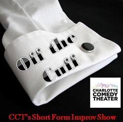 Off The Cuff Improv Show
