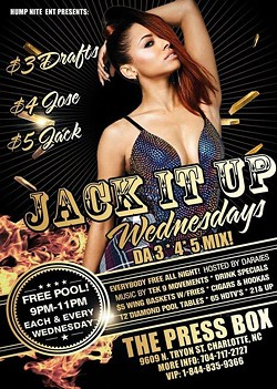 Jack It Up Wednesdays
