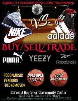 Queen City Sneaker Expo & 3on3 Tournament