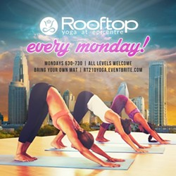 Rooftop 210 Yoga Series