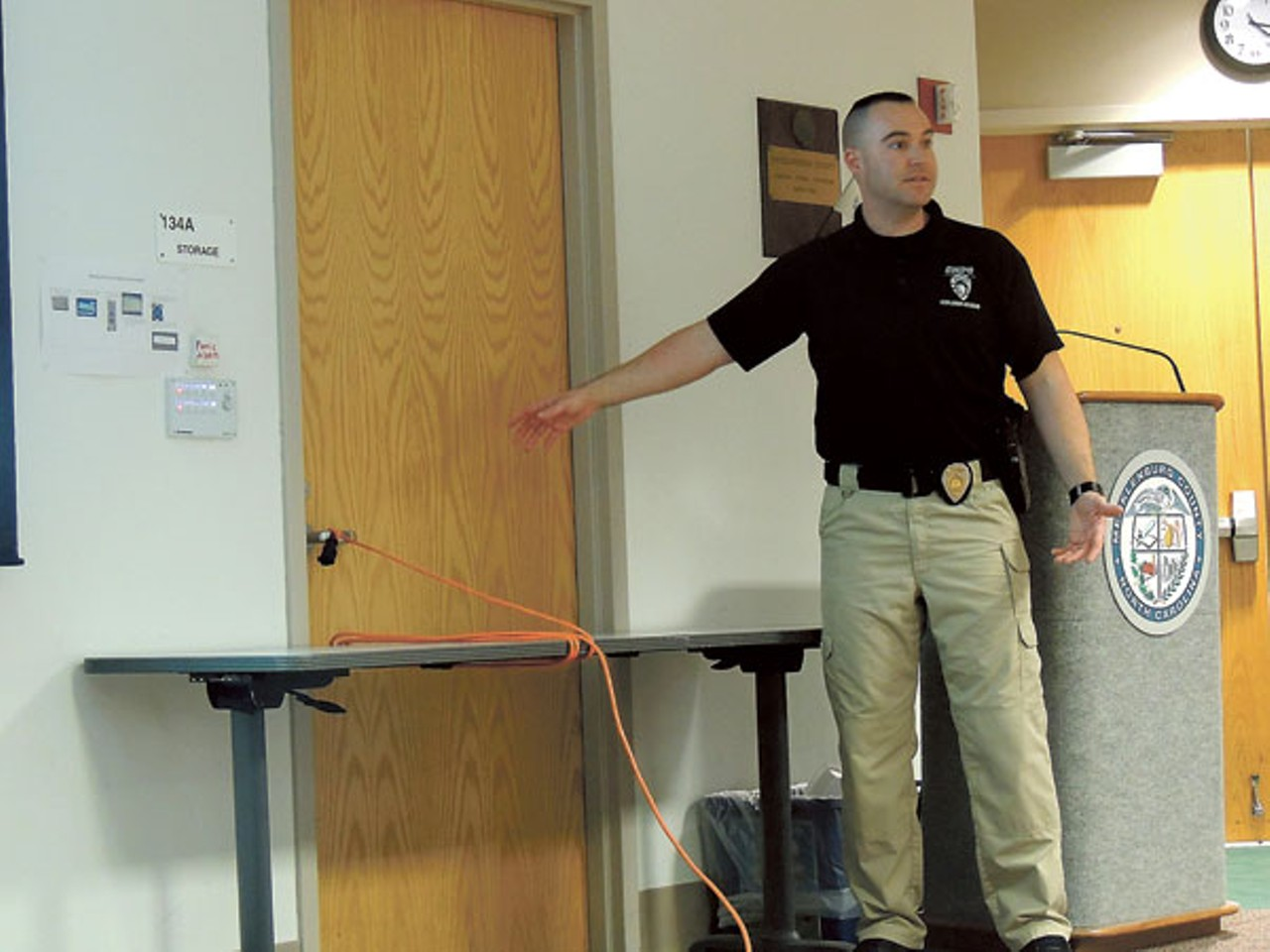 Active Shooter Training Prepares County Employees For