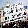 Unbelievable: Critical part of anti-gay marriage amendment left off ballot!