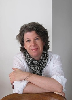 LISA BARLOW - UNDERRATED: Author Meg Wolitzer